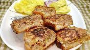 Фото рецепта Бутерброд с фаршем «Индеброд»