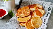 Фото рецепта Творожные оладьи из ржаной муки