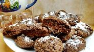 Фото рецепта Печенье «Шоколадный шик»