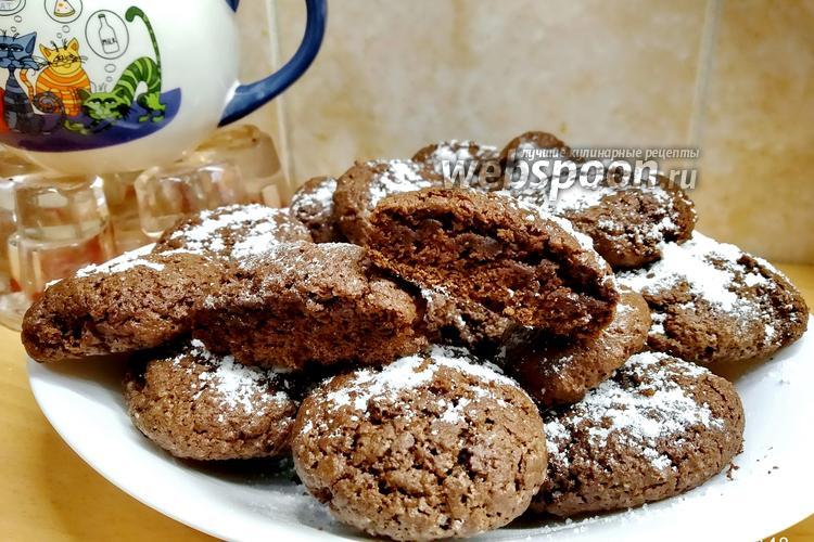 Фото Печенье «Шоколадный шик»