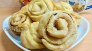Фото рецепта Шведские булочки с корицей