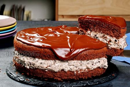 Торт «Орео». Видео видео