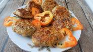 Фото рецепта Куриные котлеты с грибами и капустой