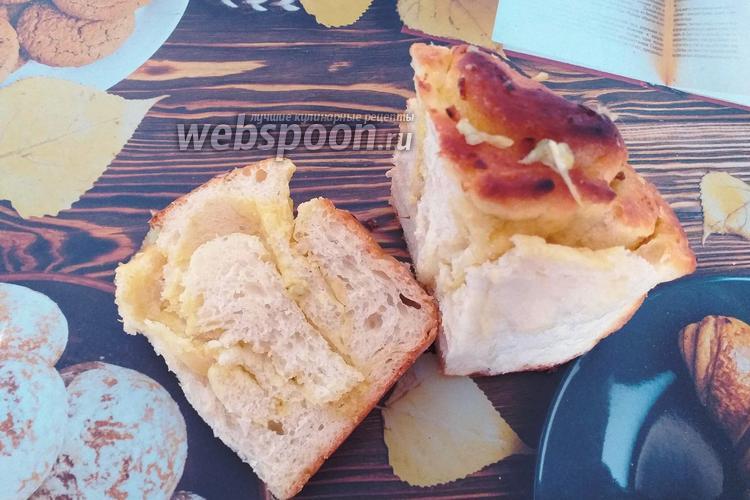 Фото Чесночные булочки на оливковом масле