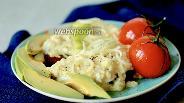 Фото рецепта Скрембл тост