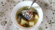 Фото рецепта Уха из форели с рисом и картофелем