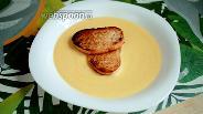 Фото рецепта Классический куриный крем-суп со сливками