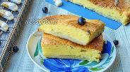 Фото рецепта Банановая запеканка с йогуртом
