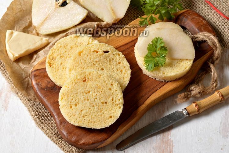 Фото ПП хлеб в микроволновке
