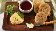 Фото рецепта Хлеб в микроволновке за 5 минут