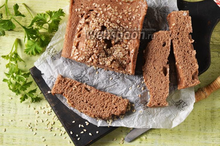Фото Ржаной хлеб в микроволновке