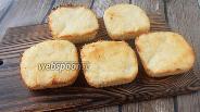 Фото рецепта Творожно-кокосовые кексы