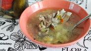 Фото рецепта Рассольник на баранине
