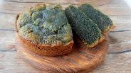 Фото рецепта Зелёный хлеб из семечек