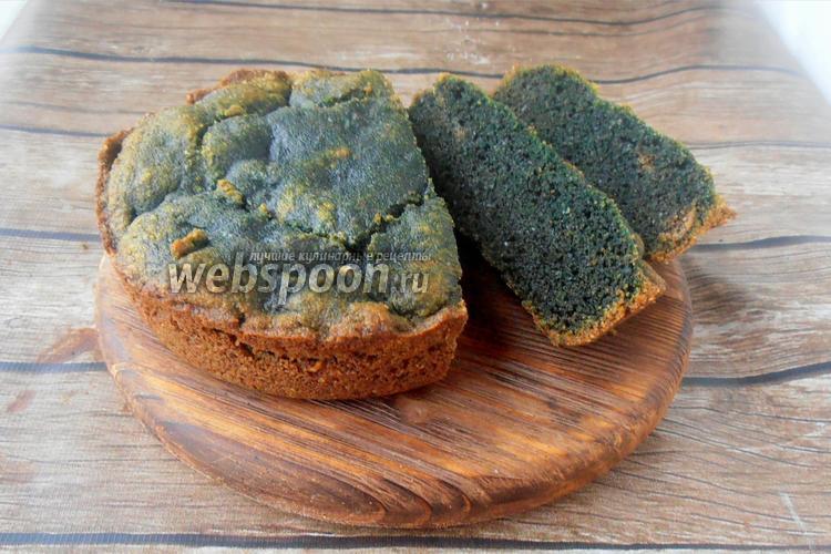 Фото Зелёный хлеб из семечек