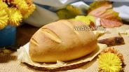 Фото рецепта Горчичный батон на закваске Левито Мадре