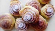 Фото рецепта Домашние булочки синнабон без сливочного масла