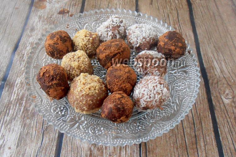 Фото Домашние сливочно-миндальные конфеты