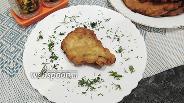 Фото рецепта Отбивные из свинины в майонезно-чесночном кляре