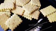 Фото рецепта Галетное печенье в домашних условиях