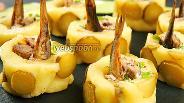 Фото рецепта Закуски для праздника из дешёвых продуктов. Видео
