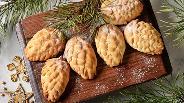 Фото рецепта Песочное печенье «Шишки»