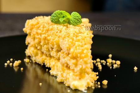 Торт «Пломбир» без выпечки. Видео видео рецепт