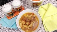 Фото рецепта Шурпа из курицы с соевым соусом