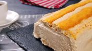 Фото рецепта Пирожное «Кардинал». Видео-рецепт