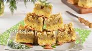 Фото рецепта Картофельный пирог с грибами