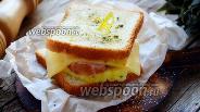 Фото рецепта Сэндвич «Гавайи»