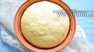 Фото рецепта Сдобное тесто на закваске Левито Мадре