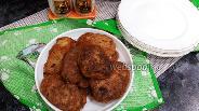 Фото рецепта Гречаники с куриным фаршем в томатном соусе