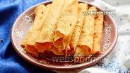 Фото рецепта Безглютеновые рисово-гречневые блины