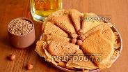 Фото рецепта Гречневые блины на пиве