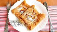 Фото рецепта Бретонская галета с яблоками