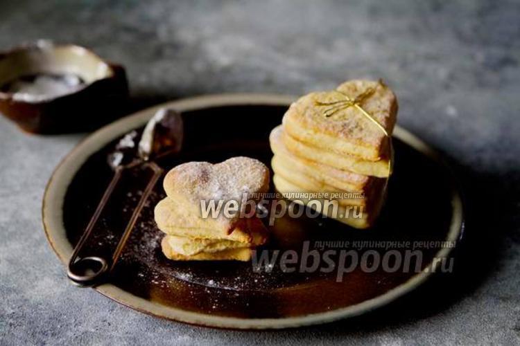 Фото Пивное печенье