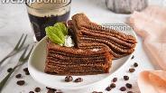 Фото рецепта Кофейные блины