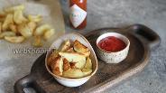 Фото рецепта Картофель «Айдахо» с тимьяном