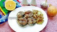 Фото рецепта Маринованная скумбрия по-корейски