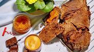 Фото рецепта Шоколадный хлеб на закваске
