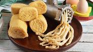 Фото рецепта Тесто для печенья через мясорубку