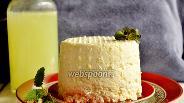 Фото рецепта Рикотта из сыворотки