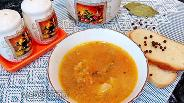 Фото рецепта Суп из кильки в томате с пшеном