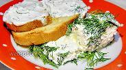 Фото рецепта Сметанный крем-чиз
