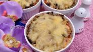 Фото рецепта Картофель под шубой в духовке