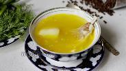 Фото рецепта Узбекский мясной суп с горохом
