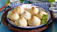 Фото рецепта Кокосанки без яиц