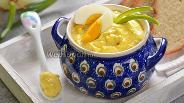 Фото рецепта Паштет из яиц и лука