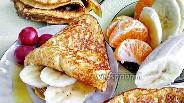Фото рецепта Овсяно-гречневые блины